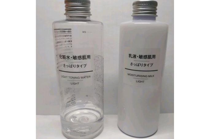 无印良品清爽型水乳开箱 分享使用感受-2
