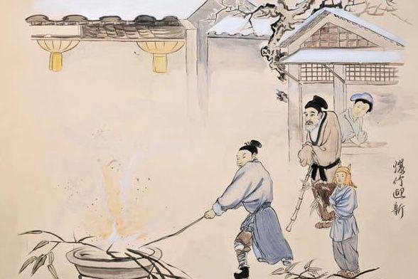 """春节冷知识——最早的""""爆竹""""真的是竹子做得-1"""