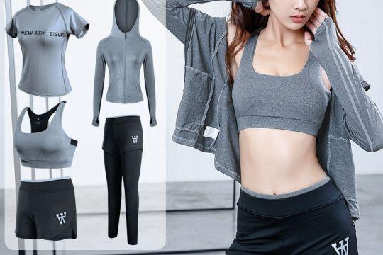 奥义健身服款式推荐?来年健身装备需备齐-1