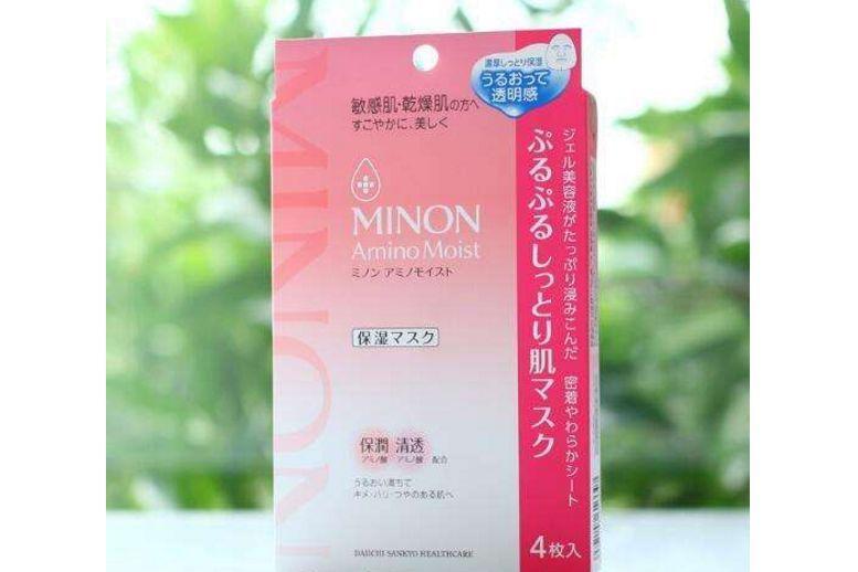 日本氨基酸面膜minon好吗?敏感肌可以用吗?-1