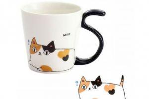 你还在等星巴克猫爪杯?这些猫咪水杯也能让你火爆朋友圈-3