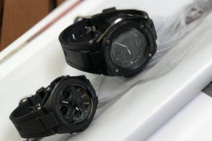 带卡西欧手表很丢人吗?怎么调时间?-1