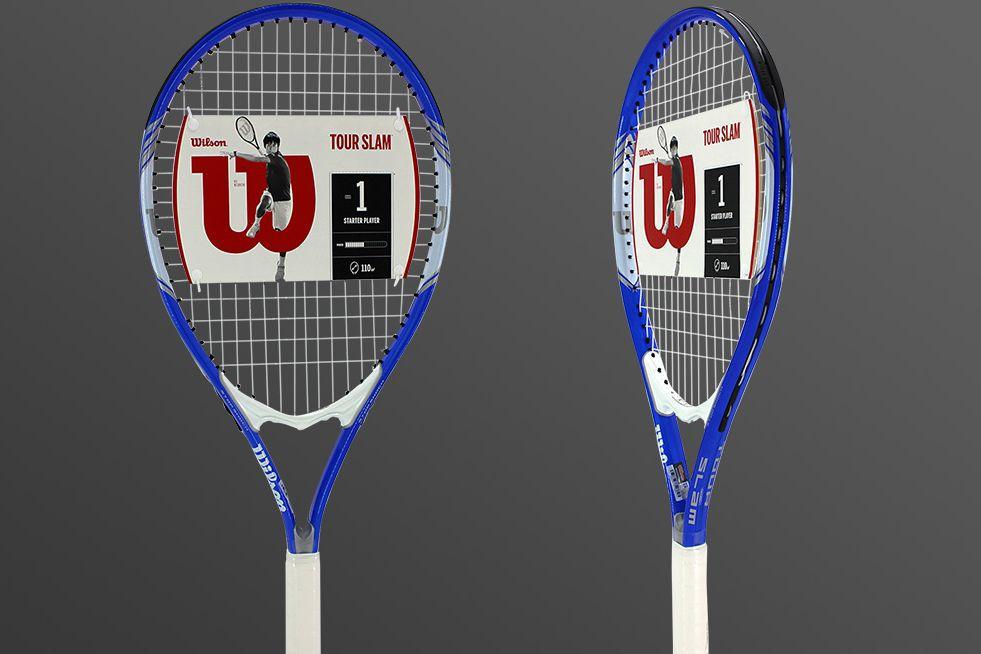 wilson的网球拍怎么样?谁能介绍一下?-1