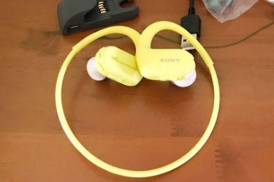 sony耳机怎么样?真的防水吗?-1