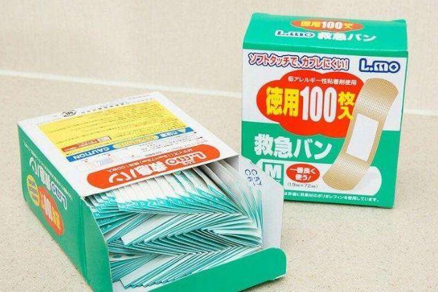 日本创可贴上面有药吗?好不好用?-1