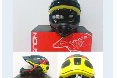 Puky平衡车头盔介绍?全盔和半盔有什么不同?-1
