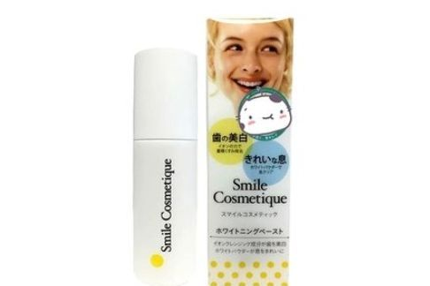 smile cosmetique牙膏怎么用?是什么味道?-1