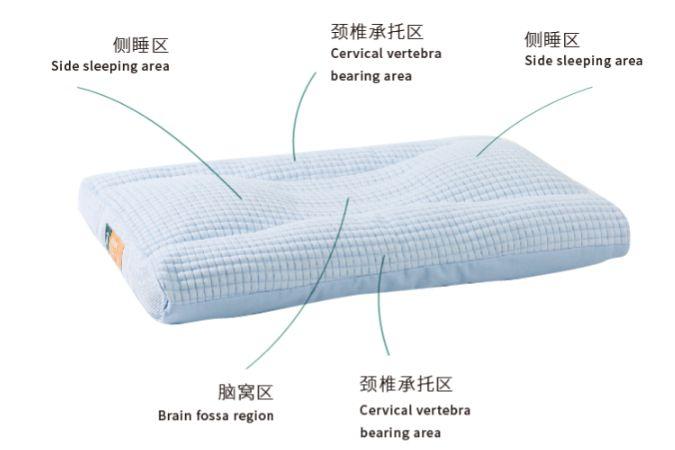 菠萝斑马颈乐枕和乳胶枕哪个好?谁能简单介绍一下?-1
