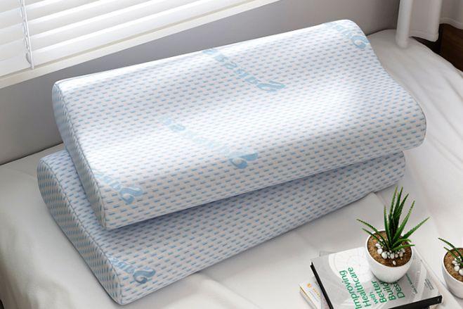 暖舒舒记忆枕多少钱一个?暖舒舒记忆枕真的可以防螨吗?-1