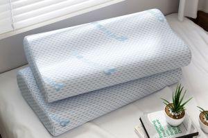 暖舒舒记忆枕多少钱一个?暖舒舒记忆枕真的可以防螨吗?