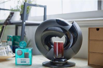 eclipse胶囊咖啡机有雀巢有德龙?咖啡味道好吗?-1