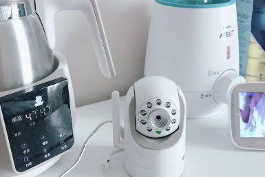 哪种婴儿监控器好?谁能推荐一款好用的监控摄像头?-1
