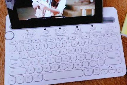 罗技k480使用说明?罗技k480键盘价格多少?-1