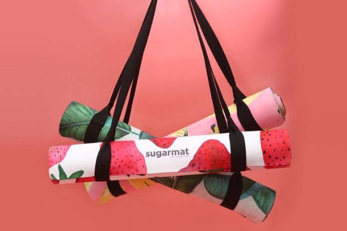 sugarmat瑜伽垫好用吗?sugarmat瑜伽垫多少钱?-1