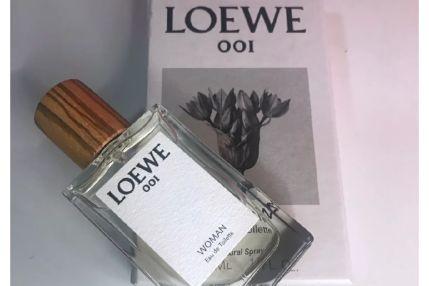 Loewe香水001好闻吗?Loewe女士香水怎么样?-1