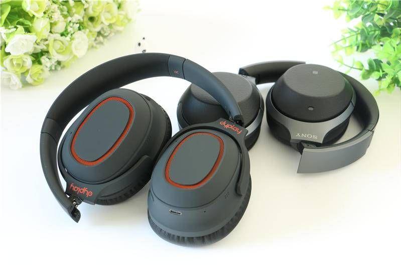 dyplay城市旅行者2.0降噪耳机体验,世界喧嚣中静享音乐-2