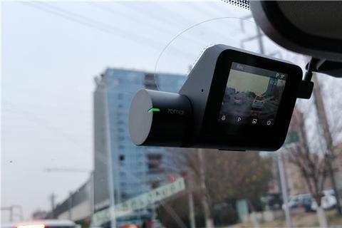 70迈智能行车记录仪Pro,语音控制超高清录像,值了-1