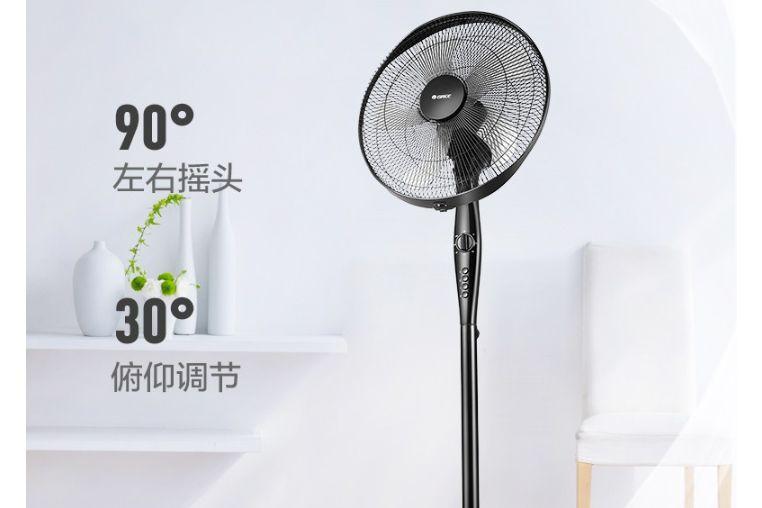 电风扇相关小知识分享:带你选择更好用的电风扇-1