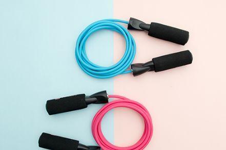 跳绳有什么好处 如何选一个合适的跳绳-1