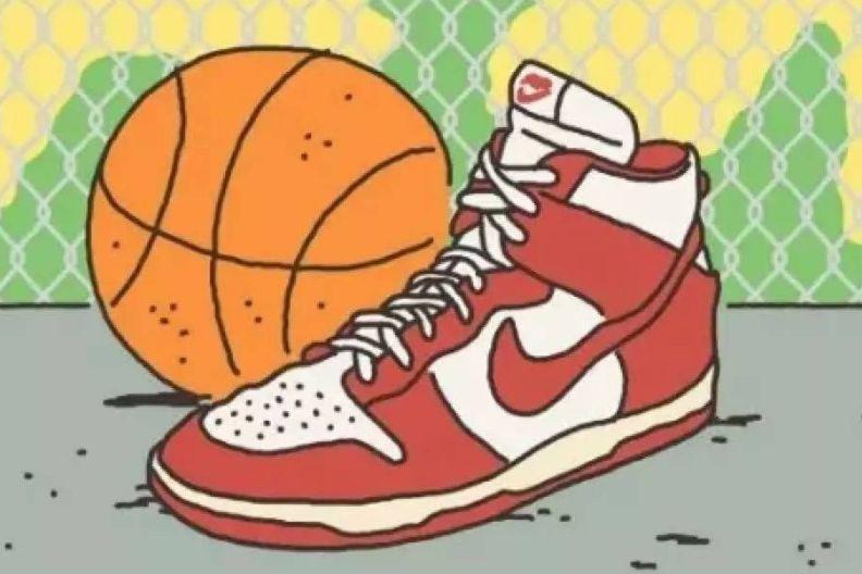 想要轻松起跳 一双篮球鞋少不了-1