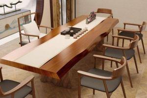 实木大板桌有什么优点 实木大板桌选购攻略-2