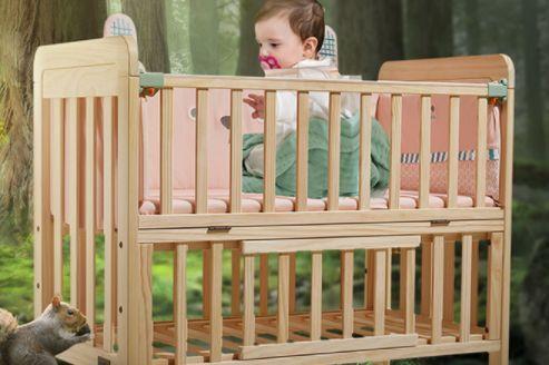 婴儿床有用吗 婴儿床选购攻略-1