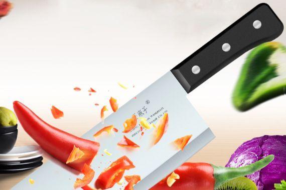 中式和西式菜刀的区别 菜刀如何保养-3