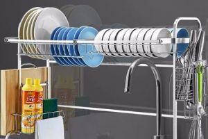 沥水碗架知识百科:教你如何挑选和按照沥水碗架-1