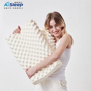 睡眠博士泰国乳胶枕头天然橡胶防螨枕芯一对或单人护颈椎双人助眠