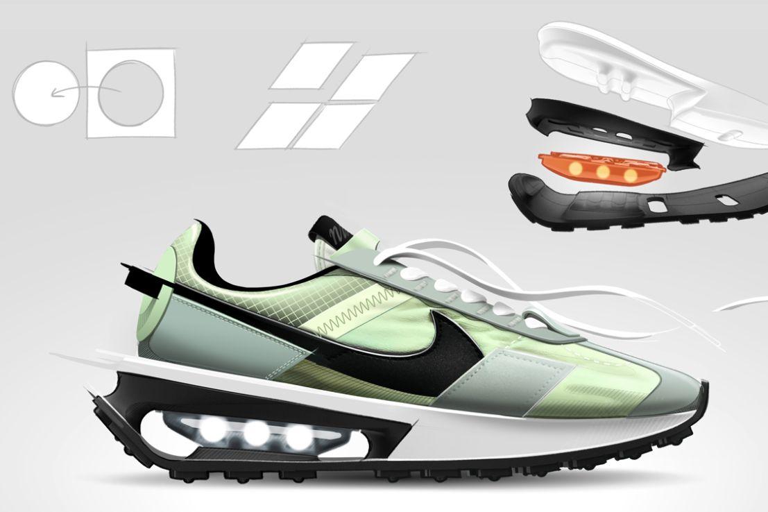 Nike 全新鞋型 Air Max Pre-Day 于 3 月 26 日正式发布-1