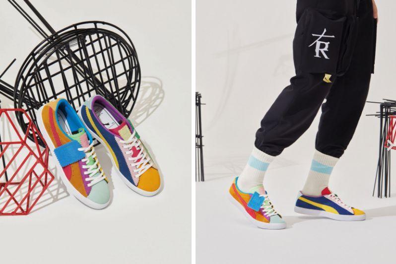 PUMA x Michael Lau推出全新联名系列鞋服产品-1
