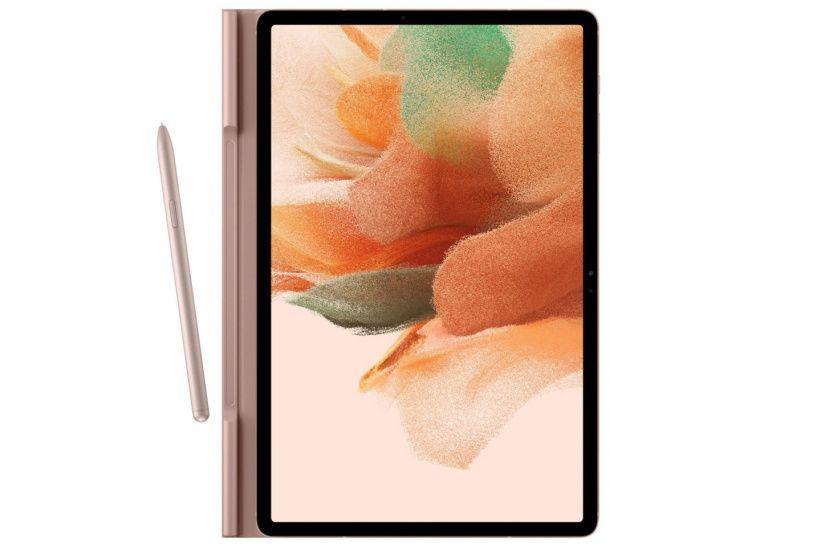 玫瑰金版三星 Galaxy Tab S7 Lite、S Pen 渲染图曝光-1