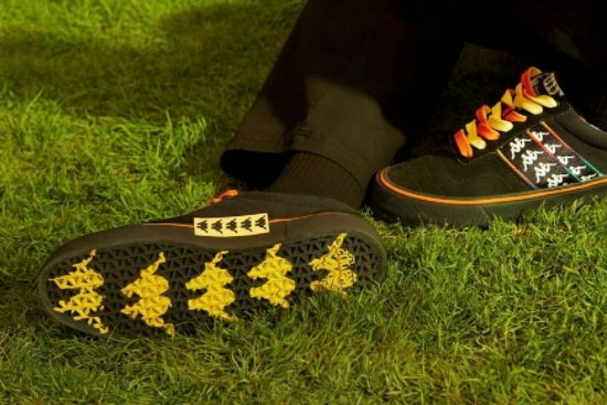 Kappa携手中国滑板国家队,首发全新滑板鞋系列-3