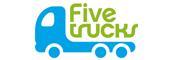 五个小卡车抽屉安全锁