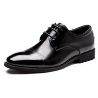 商务皮鞋哪个牌子好_2020商务皮鞋十大品牌_商务皮鞋名牌大全-百强网