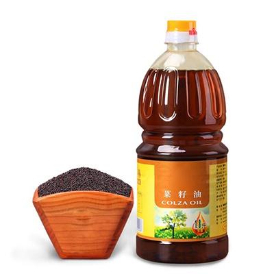 菜籽油哪个牌子好_2020菜籽油十大品牌-百强网
