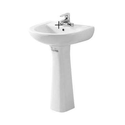 立柱洗手盆