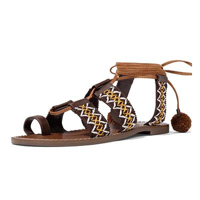 女士凉鞋哪个牌子好_2020女士凉鞋十大品牌-百强网