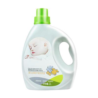 婴儿洗衣液哪个牌子好_2021婴儿洗衣液十大品牌-百强网