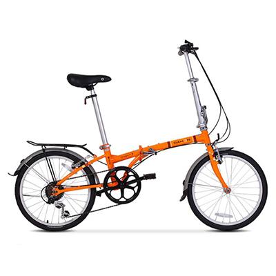 折叠自行车哪个牌子好_2021折叠自行车十大品牌-百强网